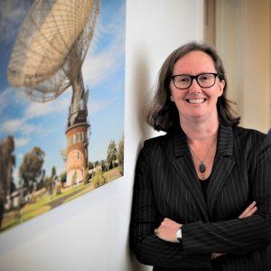 An image of Dr Sarah Pearce