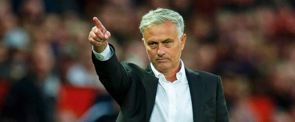 Image of Jose Mourinho