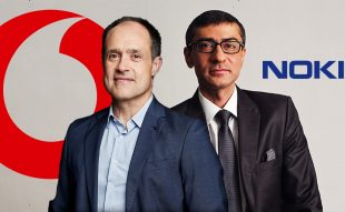 Nokia and Vodafone Chief Executives