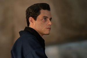Rami Malek in Bond 25